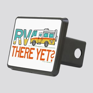 RV There Yet? Rectangular Hitch Cover