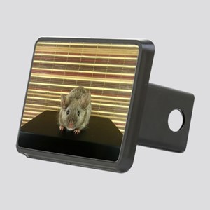 Mousey Rectangular Hitch Cover