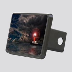 april new lighthouse edit  Rectangular Hitch Cover