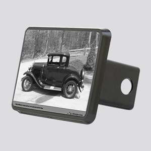 5-4 Rectangular Hitch Cover
