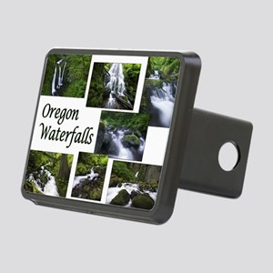 Oregon Waterfalls Rectangular Hitch Cover