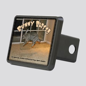 Cover - Bunny Bliss Rectangular Hitch Cover