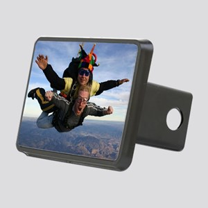 Skydive 12 Rectangular Hitch Cover