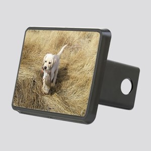 labpuphunt calendar Rectangular Hitch Cover