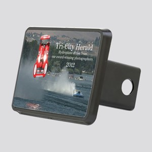 CoverHydrosW Rectangular Hitch Cover