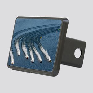 JanHydrosW Rectangular Hitch Cover