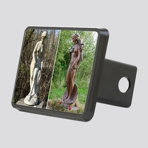 01_goddesses Rectangular Hitch Cover