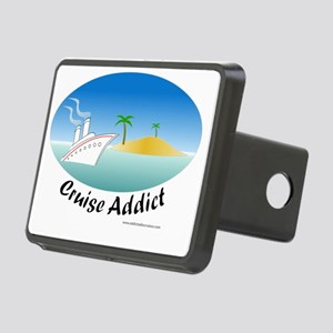 Cruise Addict Rectangular Hitch Cover