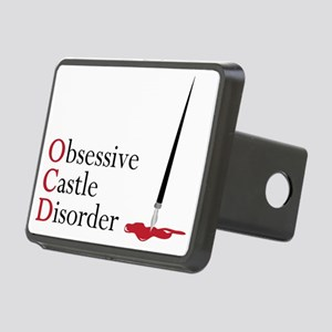 Obsessive Castle Disorder Rectangular Hitch Cover
