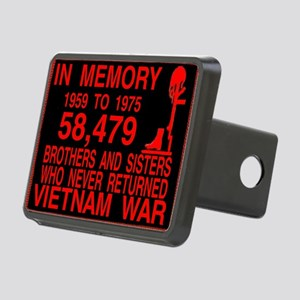 InMemory58479Red Rectangular Hitch Cover