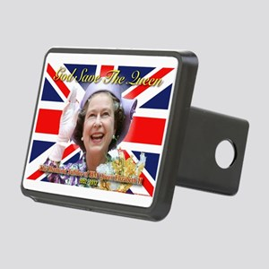 Queen Elizabeth Diamond Jubilee Rectangular Hi