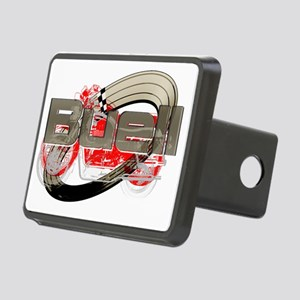 Buell_Art copy Rectangular Hitch Cover