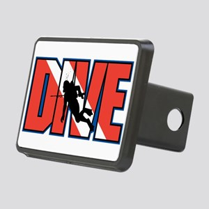 scuba33 Rectangular Hitch Cover