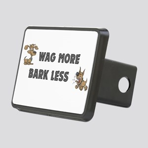 Bark Less Rectangular Hitch Cover