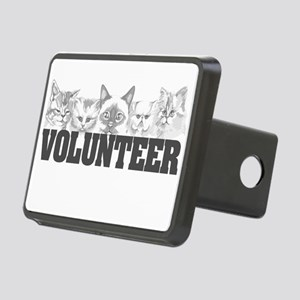 Volunteer (cats) Rectangular Hitch Cover