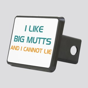Big Mutts Rectangular Hitch Cover