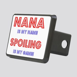 nana Rectangular Hitch Cover