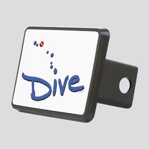 Dive Rectangular Hitch Cover