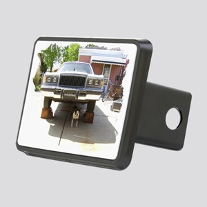 CAR Rectangular Hitch Cover