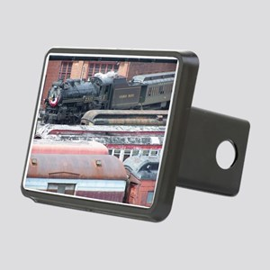 Steamtown Steam Rectangular Hitch Cover