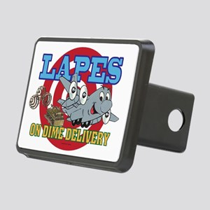 Mil 8 Lapes C130 smile  co Rectangular Hitch Cover