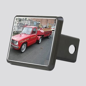 Funny Ford Pickup Rectangular Hitch Cover