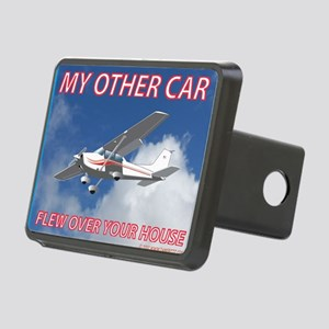 My Other Car- Cessna Rectangular Hitch Cover