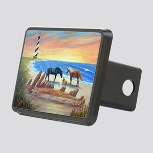 New Day Cape Hatteras Rectangular Hitch Cover