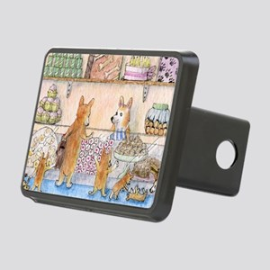 c cal 3 in the cake shop Rectangular Hitch Cover