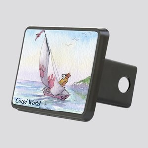 c cal 3 cov oh for a life  Rectangular Hitch Cover