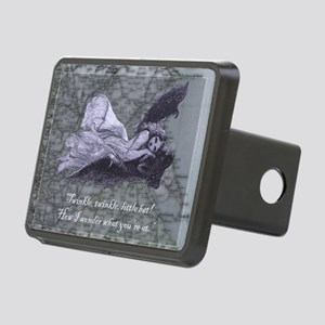 newcard 118 twinkle batdar Rectangular Hitch Cover