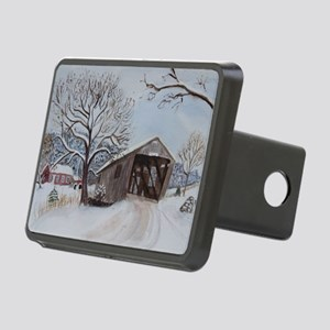 Covered Bridge Rectangular Hitch Cover