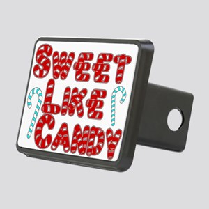 Sweet Like Candy Rectangular Hitch Cover