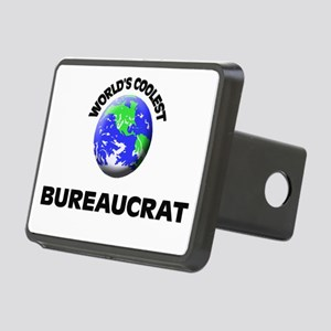 World's Coolest Bureaucrat Hitch Cover