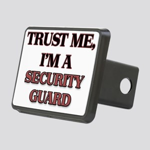 Trust Me, I'm a Security Guard Hitch Cover
