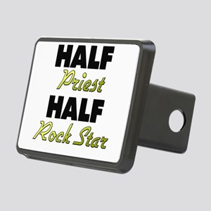 Half Priest Half Rock Star Hitch Cover