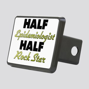 Half Epidemiologist Half Rock Star Hitch Cover