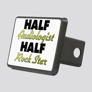 Half Audiologist Half Rock Star Hitch Cover