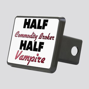 Half Commodity Broker Half Vampire Hitch Cover