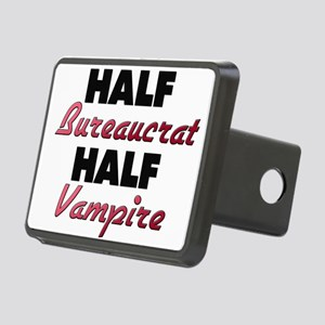 Half Bureaucrat Half Vampire Hitch Cover