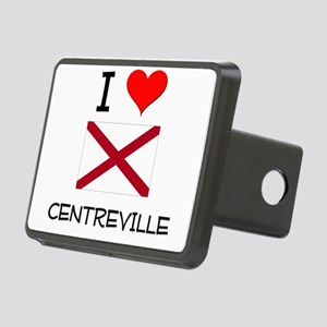 I Love Centreville Alabama Hitch Cover
