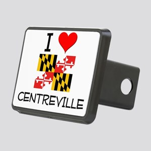 I Love Centreville Maryland Hitch Cover