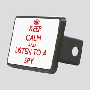 Keep Calm and Listen to a Spy Hitch Cover