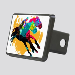 Horse Racing Hitch Cover