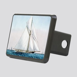 Cutter Yacht Thistle Rectangular Hitch Cover
