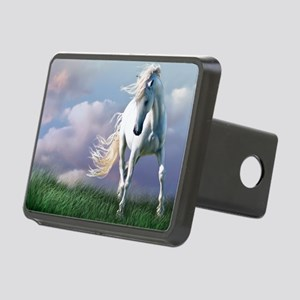 Fabuloso King Of The Hill Rectangular Hitch Cover