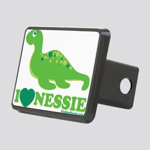 I Love Nessie Hitch Cover