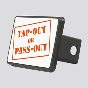 Pass out Rectangular Hitch Cover