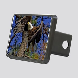 Bald Eagle takes flight Hitch Cover