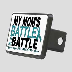 Moms Battle Rectangular Hitch Cover